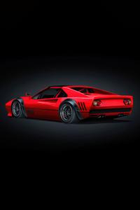 750x1334 Liberty Walk Ferrari 308