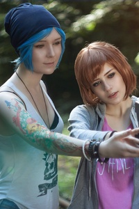 Life Is Strange Girls Cosplay 4k
