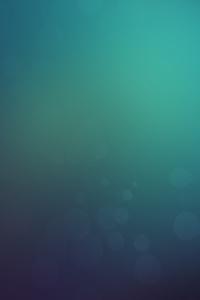 Light Blur Green Abstract