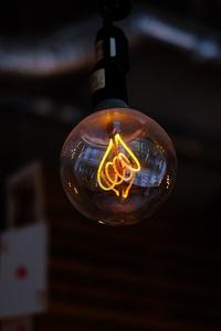 1242x2688 Light Bulb 5k