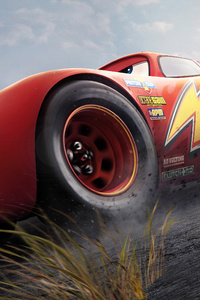 Lightning McQueen Vs Cruz Ramirez Cars 3 4K