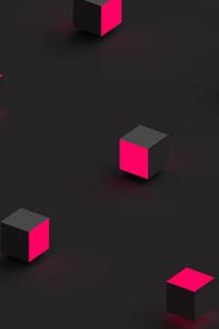 1080x1920 Lights Square 8k