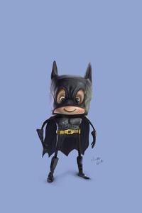 Lil Batman 4k