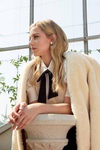 Lili Reinhart W Magazine 4k 2018