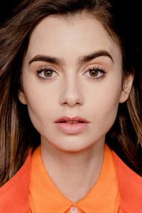 Lily Collins The Observer Photoshoot 2019 4k