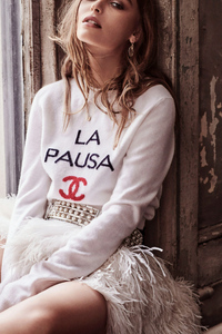 Lily Rose Depp Vogue Magazine Australia Photoshoot