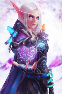 800x1280 Lindrelyn World Of Warcraft