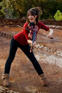 2160x3840 Lindsey Stirling Posing