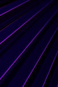 320x480 Lines Stripes Neon