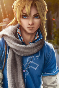 720x1280 Link Legend Of Zelda