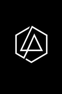 800x1280 Linkin Park Logo 4k