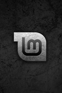 Linux Mint Black
