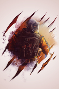 Lion Rainbow Six Siege 4k