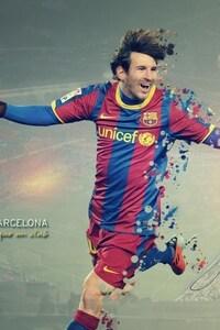360x640 Lionel Messi FCB