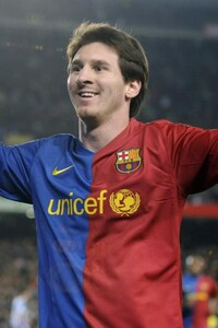 320x480 Lionel Messi Player