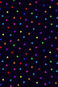 800x1280 Little Hearts