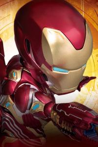 Little Iron Man 4k