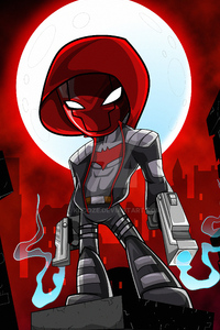 320x568 Little Red Hood
