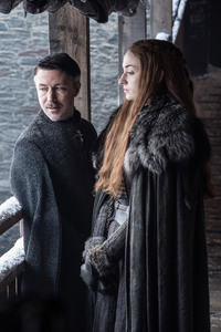 540x960 Littlefinger And Sansa Stark Game Of Thrones Season 7