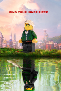 Lloyd Garmadon The Lego Ninjago Movie