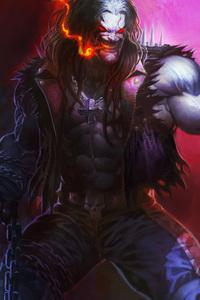 Lobo Fictional Character 4k Artwork