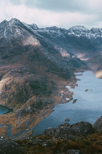 240x320 Loch Coruisk Isle Of Skye Scotland 5k