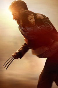 1280x2120 Logan 2017 Movie 5k