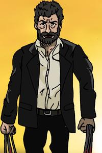 Logan Artwork 5k
