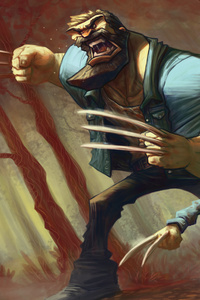 Logan New Art