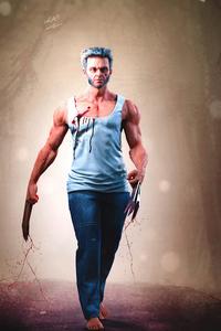 Logan The Wolverine 5k