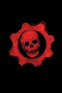 Logo Gears Of War 4k