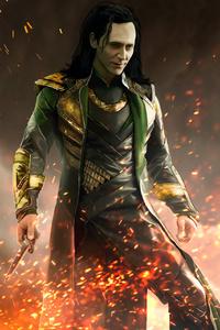 Loki Artwork