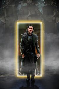 480x800 Loki Escape