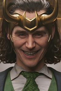 320x480 Loki God Of Mischief 5k