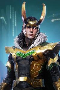 320x480 Loki Marvel Future Revolution 2022