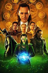 1080x2160 Loki Marvel Tvseries