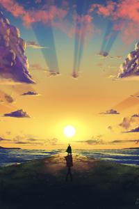 1080x2280 Loki Sun Will Shine
