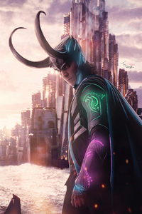 Loki Supervillain