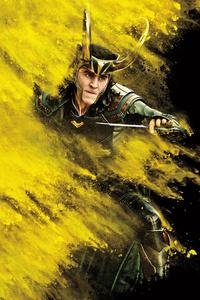 Loki Thor Ragnarok 2017 5k