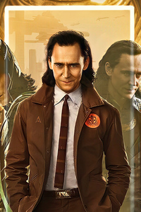 1125x2436 Loki Tv Series