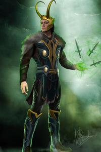 640x1136 Loki Variant