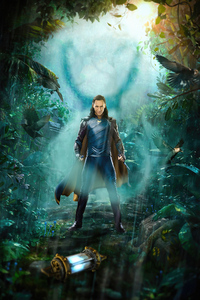320x480 Loki Where Mischief Lies