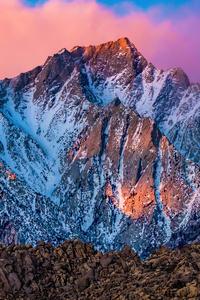 640x960 Lone Pine Peak