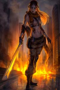 480x854 Lone Warrior