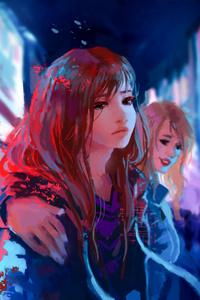 320x480 Loneliness
