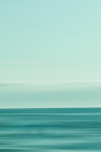 Long Exposure Sea Waves 4k