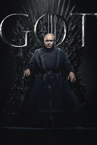 Lord Varys Game Of Thrones Season 8 Poster