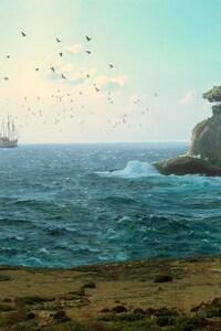 480x854 Lost Sail