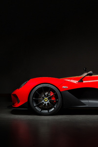 720x1280 Lotus 3 Eleven 430 2018 Side View