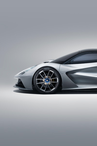 Lotus Evija 2019 Side View